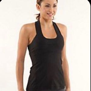 Lululemon black top
